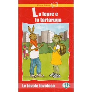 Prime Letture - La lepre e la tartaruga + CD Audio