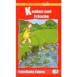 Knaben und Frösche + CD. Lesen Leicht Gemacht