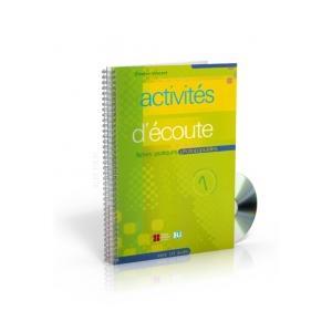 Activites d'ecoute 1 (debutant/pre-intermediaire) + CD