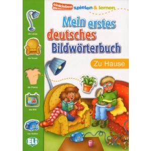 Mein erstes deutsches Bildwörterbuch. Zu Hause
