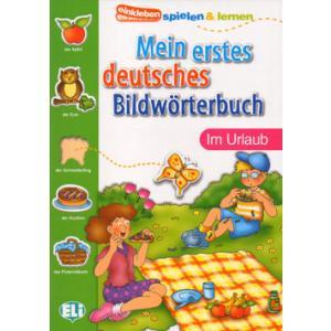 Mein erstes deutsches Bildwörterbuch. Im Urlaub