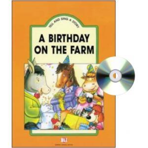 ELI A Birthday on the Farm + CD