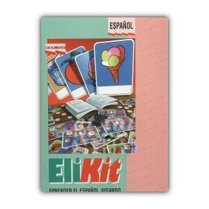 Gra językowa Hiszpański EliKit Los alimentos