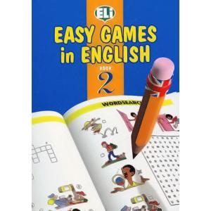 Easy Games in English 2 OOP