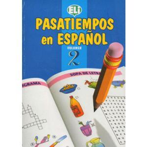 Pasatiempos en espanol. Volumen 2 OOP