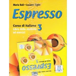 Espresso 3. Podręcznik + CD