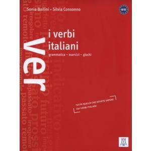 I verbi italiani Grammatica esercizi giochi A1/C1