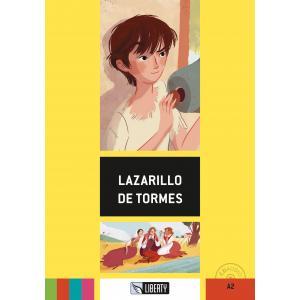Lazarillo de Tormes książka + CD A2