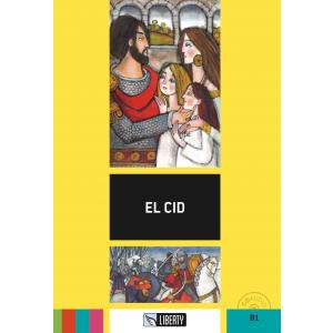El Cid książka + CD B1