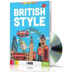 British Style książka + CD Audio Step 2 A1.2
