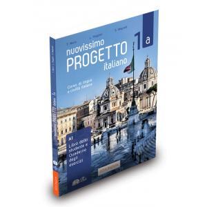Nuovissimo Progetto Italiano 1A A1. Podręcznik + Ćwiczenia + CD