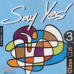 Say Yes 3. CD do Podręcznika