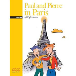 Paul and Pierre in Paris. Graded Readers