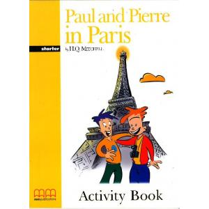 MM Paul and Pierre in Paris. Activity Book