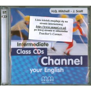 Channel Your English. Intermediate. Class CDs