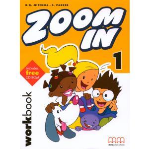 Zoom In 1. Ćwiczenia + CD