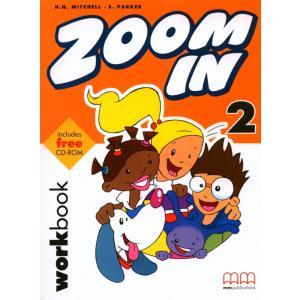Zoom In 2. Ćwiczenia + CD