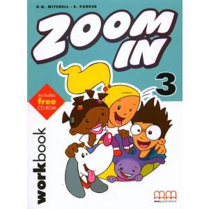 Zoom In 3. Ćwiczenia + CD