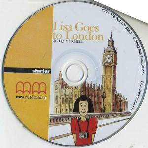 MM Lisa Goes to London. Audio CD