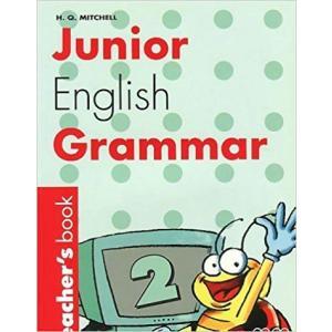 Junior English Grammar 2. Książka Nauczyciela