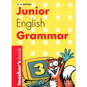 Junior English Grammar 3. Książka Nauczyciela