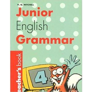 Junior English Grammar 4. Książka Nauczyciela