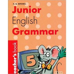 Junior English Grammar 5. Książka Nauczyciela