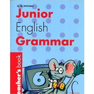 Junior English Grammar 6. Książka Nauczyciela