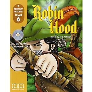 Robin Hood. Primary Readers + CD
