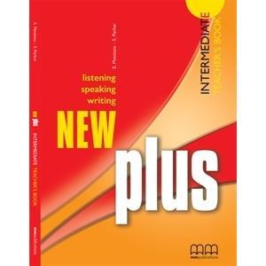 New Plus Intermediate. Książka Nauczyciela