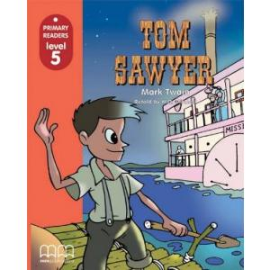 Tom Sawyer. Primary Readers + CD