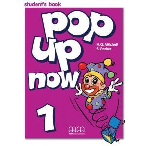 Pop Up Now 1. Podręcznik