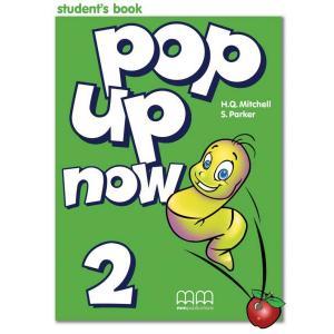 Pop Up Now 2. Podręcznik