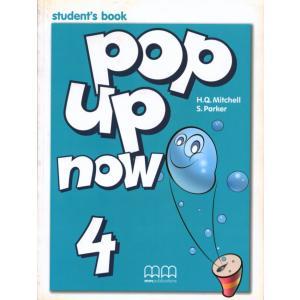 Pop Up Now 4. Podręcznik