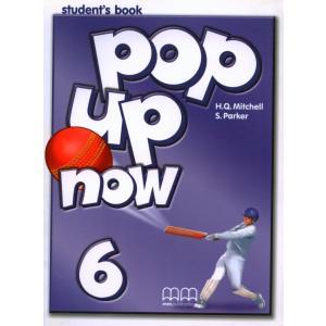 Pop Up Now 6. Podręcznik