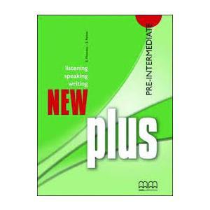 New Plus Pre-Intermediate. CD do Podręcznika