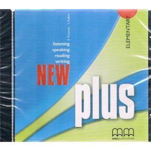 New Plus Elementary. CD do Podręcznika