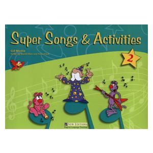 Super Songs and Activities 2. Podręcznik + CD