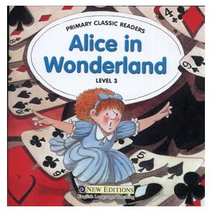Alice in Wonderland + CD. Level 3