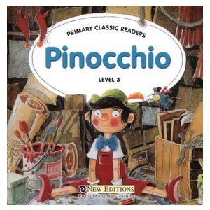 Pinocchio + CD. Level 3