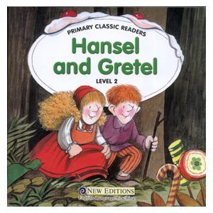 Hansel and Gretel + CD. Level 2