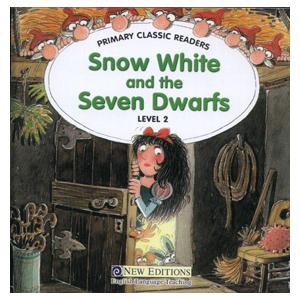 Snow White and the Seven Dwarfs + CD. Level 2