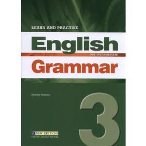 Learn and Practice English Grammar 3. Podręcznik
