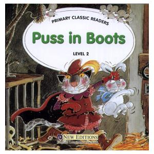 Puss in Boots + CD. Level 2