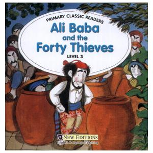 Ali Baba and the Forty Thieves + CD. Level 3