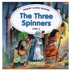 The Three Spinners + CD. Level 3