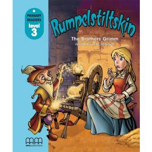 Rumpelstiltskin Students Book+CD