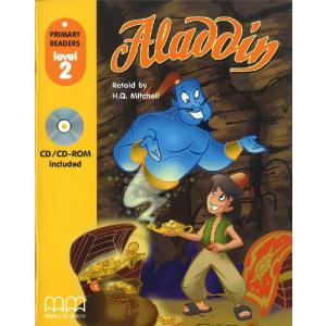 Aladdin + CD. Primary Readers + CD