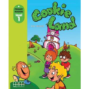 Cookie Land. Primary Readers + CD