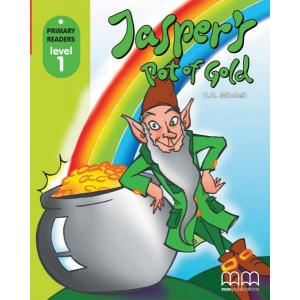Jasper's Pot of Gold. Primary Readers + CD